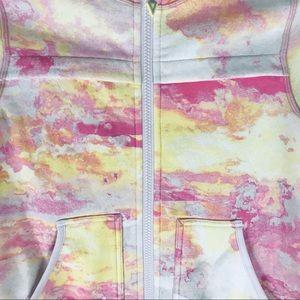 IVIVVA Warm Moments Jacket Surf Splash Pink Multi